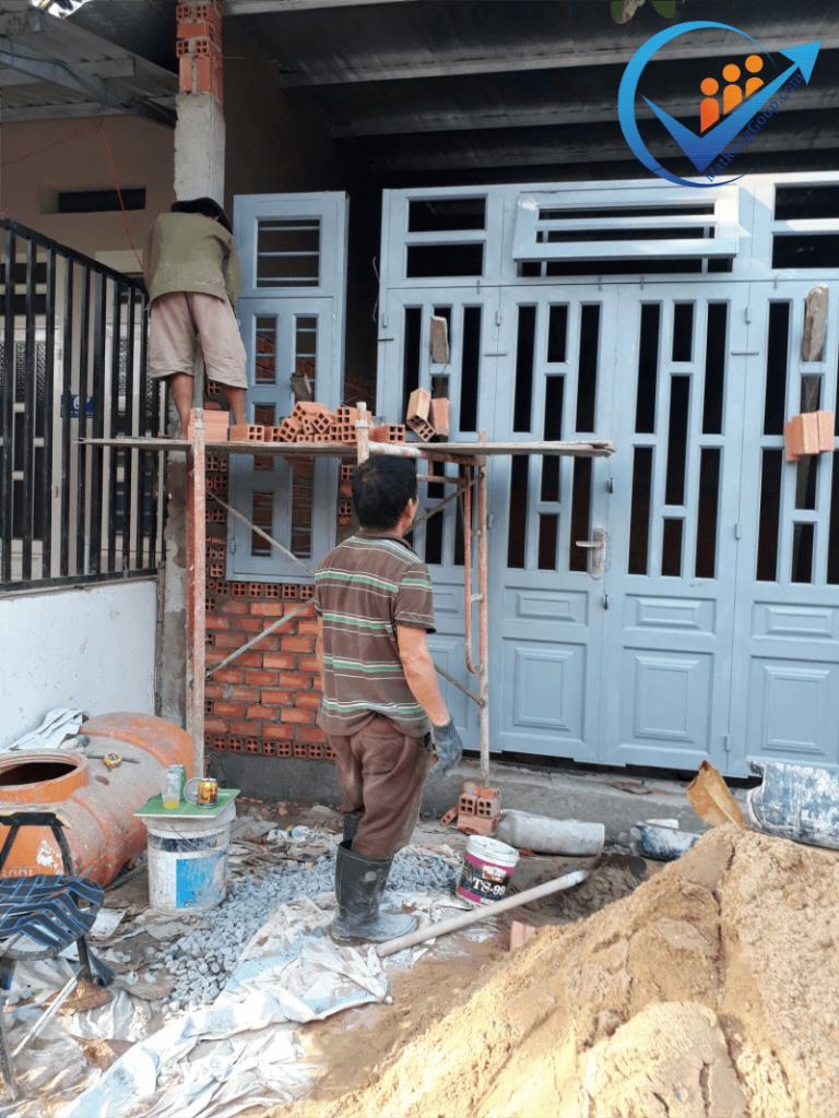 Dịch vụ sửa chữa nhà chuyên nghiệp giá rẻ