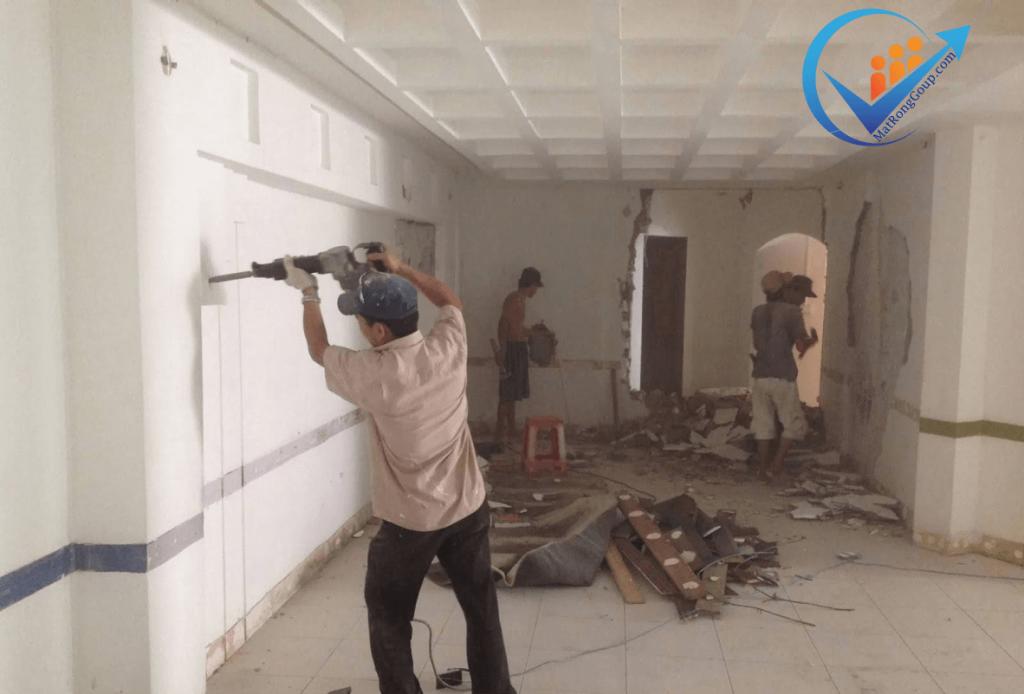 Nhà chung cư là loại nhà rất khó sửa chữa và cải tạo