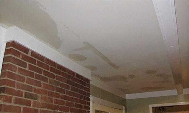 Chống thấm trần nhà triệt để