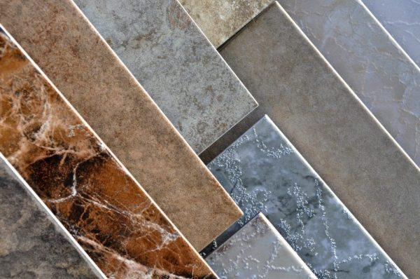 Có rất nhiều loại gạch men chống thấm dột sàn vệ sinh