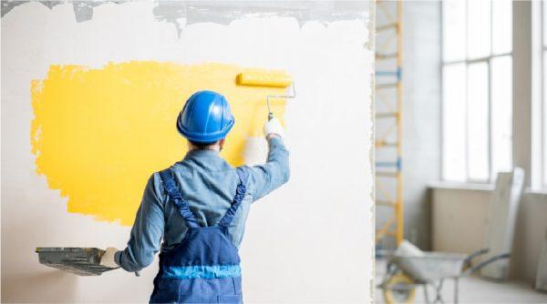Dịch vụ sơn nhà trọn gói giá rẻ - Thợ chuyên nghiệp