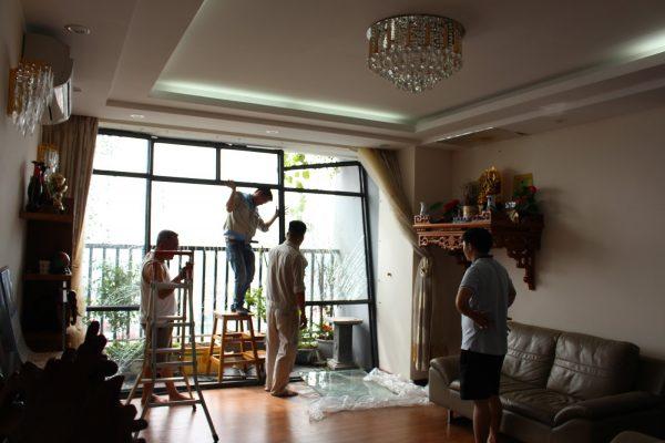 Sữa chữa nhà ở chung cư, căn hộ là việc làm cần thiết