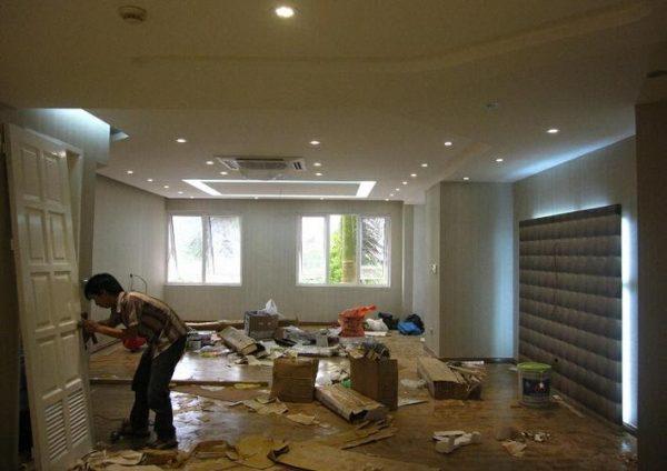 Lý do sửa chữa nhà chung cư?