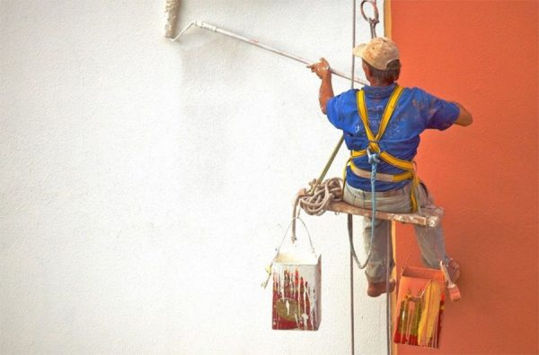đội thợ sơn nhà quận 8