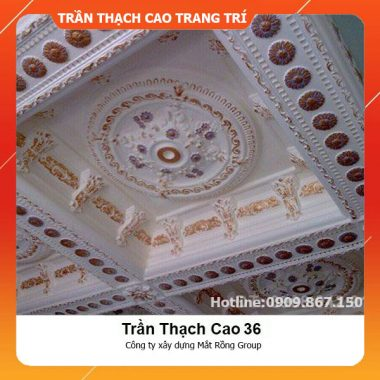 Trần Thạch Cao 36