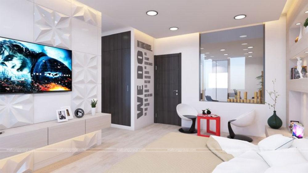 thiết kế thi công căn hộ NAM KHANG HOUSE 1