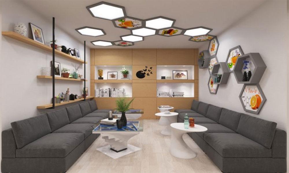 thiết kế thi công căn hộ NAM KHANG HOUSE 16