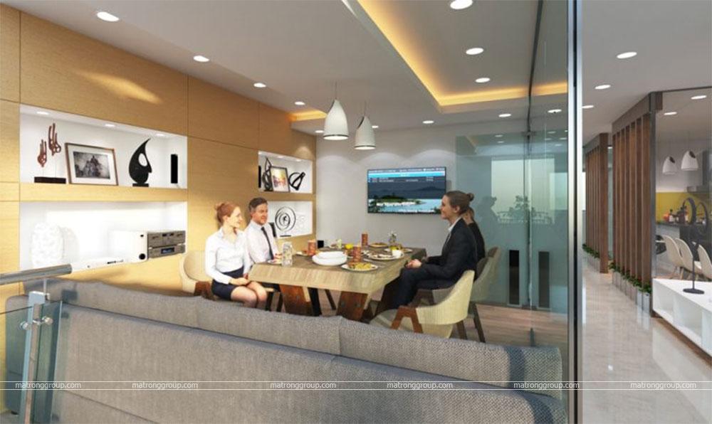 thiết kế thi công căn hộ NAM KHANG HOUSE 17