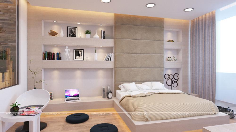 thiết kế thi công căn hộ NAM KHANG HOUSE 4