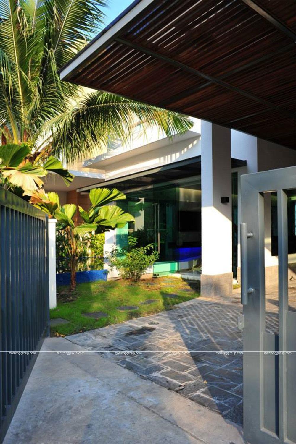 thiết kế thi công nhà phố hiện đại Trường Chinh, Q.12-HCM 2