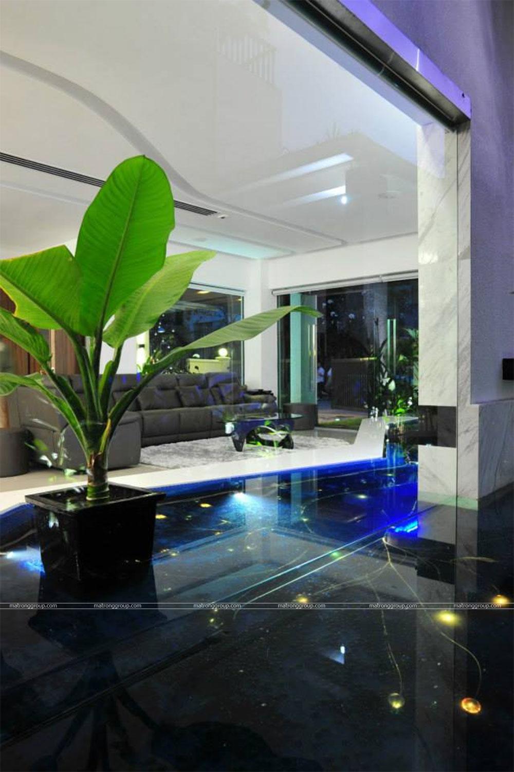 thiết kế thi công nhà phố hiện đại Trường Chinh, Q.12-HCM 4