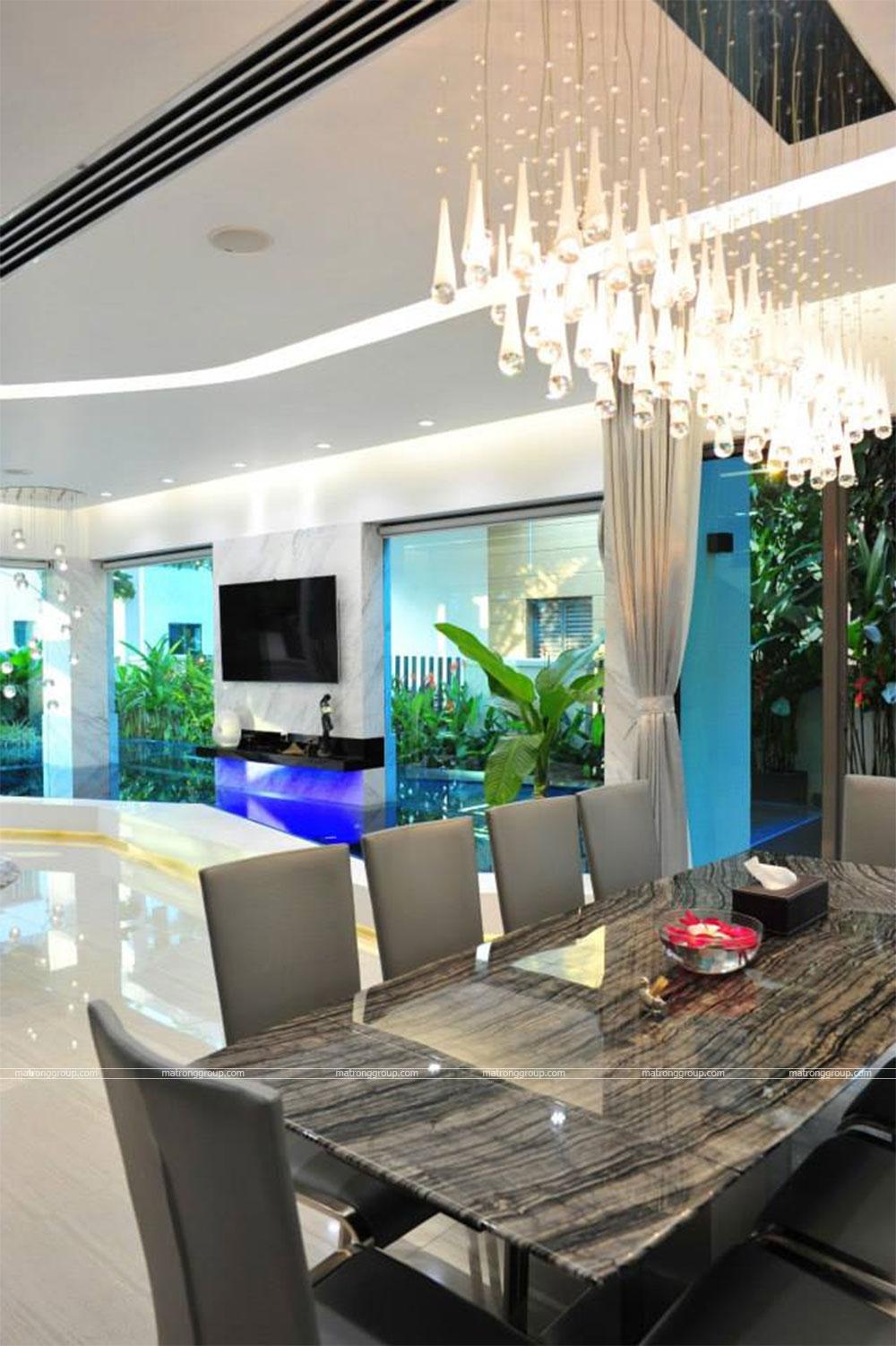 thiết kế thi công nhà phố hiện đại Trường Chinh, Q.12-HCM 9