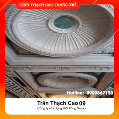 Trần Thạch Cao 09