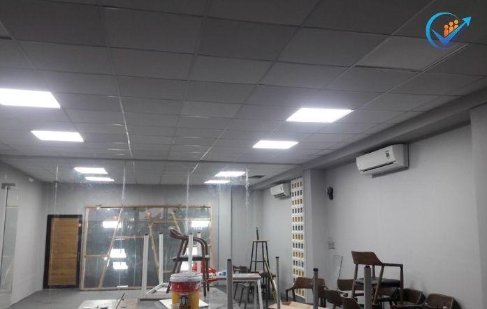 sửa chữa quán cafe