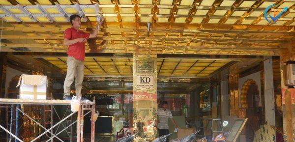 sửa chữa quán karaoke
