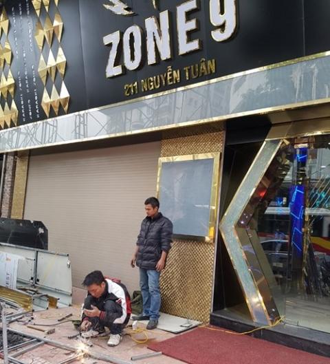 thi công sửa chữa quán karaoke Nguyễn Tuân